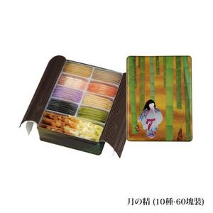 【月の精】和風曲奇禮盒 (60塊裝)