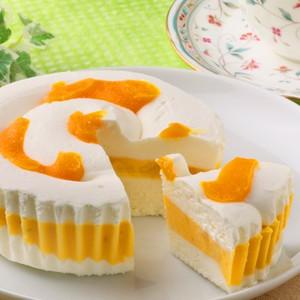 【6~8月夏季限定】〈Sweet Orchestra〉芒果布甸芝士蛋糕