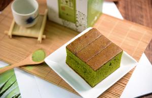 京都〈茶游堂〉【茶の響】宇治抹茶卡斯提拉蛋糕