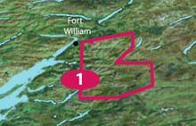 Garmin GB Discoverer-Ben Nevis and Glencoe