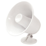 "Speco SPC-5P 5"" Weatherproof PA Speaker w\/ Plastic Base - 8 ohm"