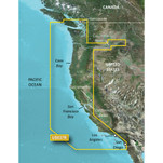 Garmin Bluechart g2 Vision - VUS037R - Vancouver - San Diego - microSD\/SD