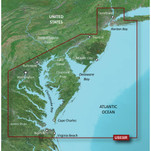 Garmin BlueChart g2 Vision - VUS038R - New York - Chesapeake - microSD\/SD
