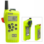 ACR SR203 GMDSS Survival Radio w\/Replaceable Lithium Battery