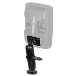 "Lowrance RAM 1"" Mark\/Elite 4"" Series Quick Release Mount"