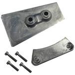 Tecnoseal Anode Kit - Volvo DPH\/DPR - Aluminum