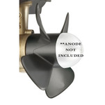 Quick Replacement Propeller f\/BTQ 140-40 & BTQ 140-30 Bow Thruster