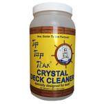 Tip Top Teak Crystal Deck Cleaner - Half Gallon (4lbs 3oz)