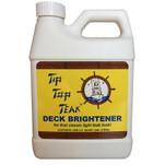 Tip Top Teak Deck Brightener - Quart