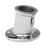 "Taylor Made 1-1\/4"" SS Top Mount Flag Pole Socket"