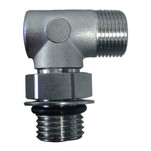 Uflex90° Adjustable Fitting f\/Back of UP Series Helms