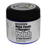 Flitz Metal, Plastic  Fiberglass Polish Paste - 1.0lb