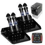 Bennett ST16ATP Performance Sport Tab System - Black-Powder-Coated w\/Auto Trim Pro