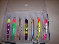 Amish Outfitters Double Sided Tackle Box
