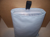 Amish Outfitters Double Sided Tackle Box Holster Bag