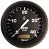 "Faria Euro 4"" Tachometer w\/Hourmeter (4000 RPM) (Diesel) (Mech Takeoff  Var Ratio Alt)"