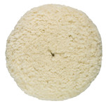 Presta Rotary Wool Buffing Pad - White Heavy Cut - *Case of 12*