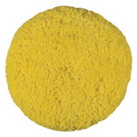 Presta Rotary Blended Wool Buffing Pad - Yellow Medium Cut - *Case of 12*