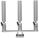Cisco Rod Holders: Cisco Fishing Systems PKTTS- Triple rod holders on a thumbscrew mount