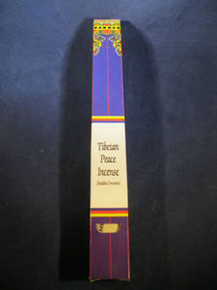 Tibetan Peace Incense w/ 25 Medicinal Plants from Nepal