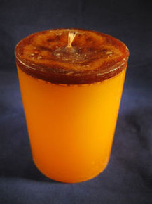 "Grapefruit & Lavender Scented 3"" Dia. By 4"" Tall Candle"
