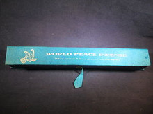 Tibetan World Peace Incense w/ 45 Medicinal Plants from Kathmandu, Nepal