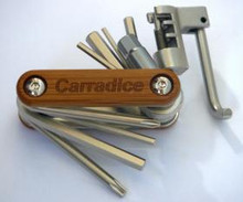 Carradice Multitool 11 in 1