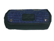 Carradice Zipped Roll Limited Edition Harris Tweed Twilight
