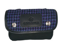 Carradice Bingley Limited Edition Harris Tweed Twilight