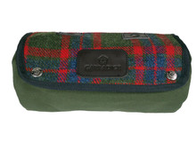 Carradice Zipped Roll Limited Edition Harris Tweed Car Rug