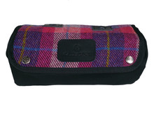 Carradice Zipped Roll Special Edition Harris Tweed Heather