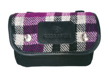 Carradice Bingley Limited Edition Harris Tweed Bramble