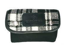 Carradice Bingley Limited Edition Harris Tweed Mono Check