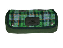 Carradice Zipped Roll Limited Edition Harris Tweed Meadow