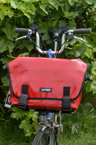 UPSO Ferrybridge Folder - For Brompton - Red