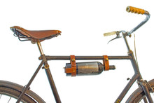 Bicycle Wine Rack by Oopsmark