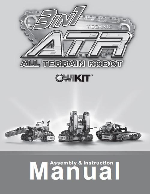 All Terrain Robot Manual