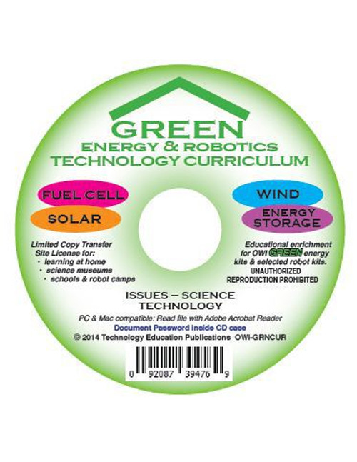 Green Energy & Robotics Technology Curriculum
