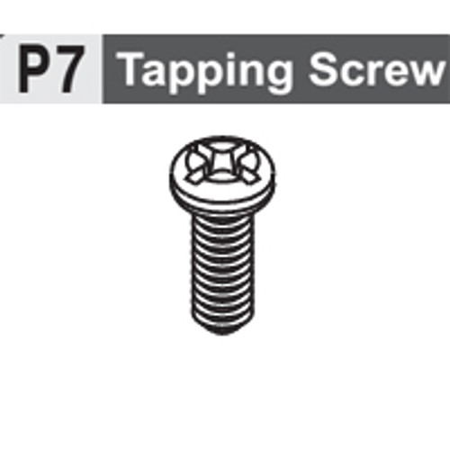 07-6130P7 TAPPING SCREW