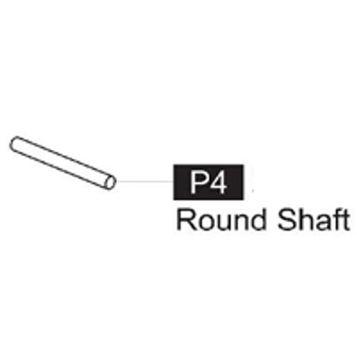 04-61600P4 Round Shaft