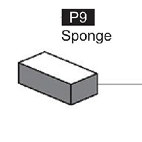 09-61600P9 Sponge