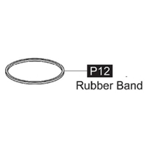 12-61600P12 Rubber Band