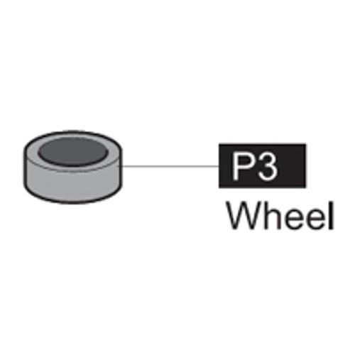 03- 6400P3 WHEEL