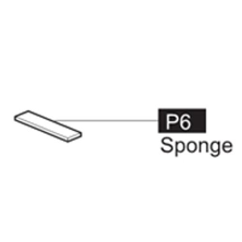 06-6400P6 SPONGE