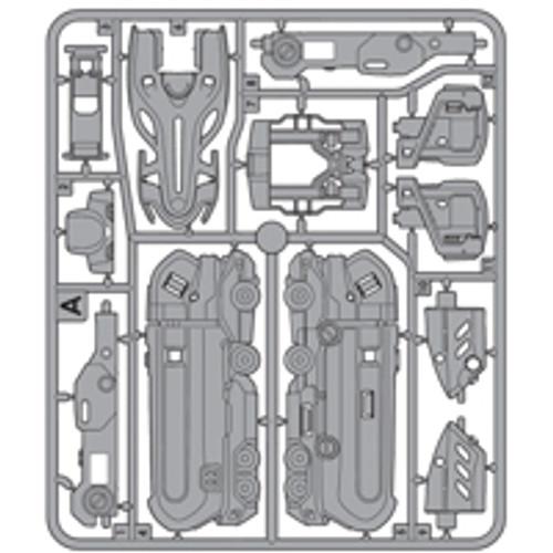 12- 6400PPA PLASTIC PART A