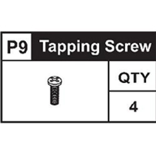 09-89100P9  Tapping Screw