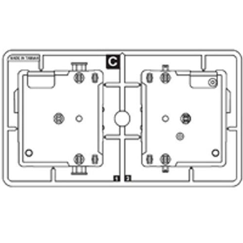13-89100PPC Plastic Part C