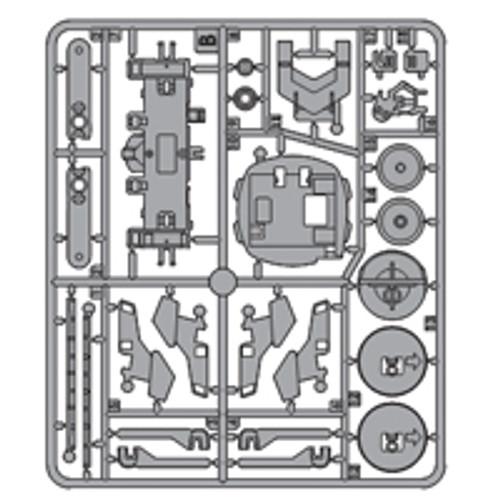 16-64100PPB Plastic part B