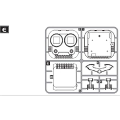 05-536WCBPE Plastic Part E