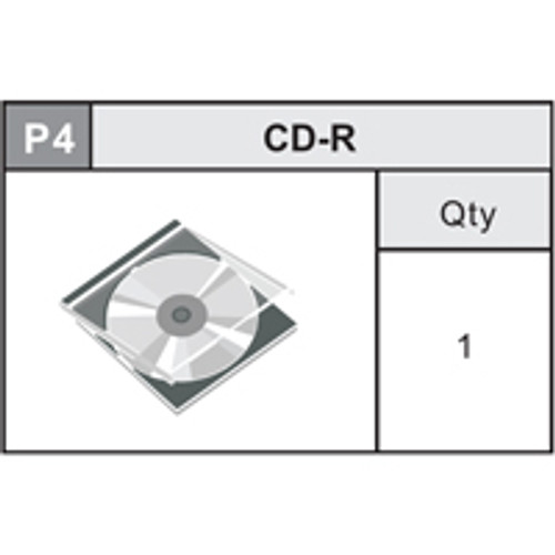 04-535USBP4 CD-R